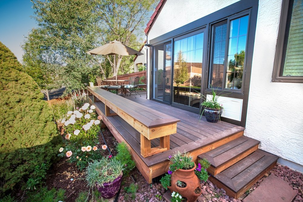 Patio & Sunroom by Piche Building & Design